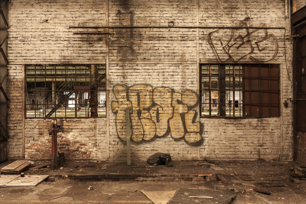 Industrie I - Fenster II